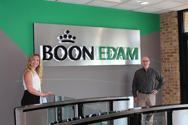 Valerie Anderson and Patrick Nora Lead the Boon Edam USA Team Amidst COVID-19