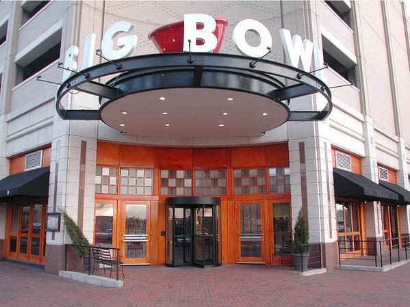 Big Bowl Retaurant in Reston, Va.