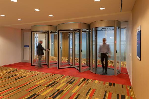 Security doors and portals