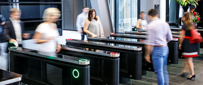 Security Turnstile Traffic - Have You Calculated Throughput?