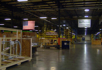 Boon Edam security doors and turnstiles are made in the USA for the highest quality
