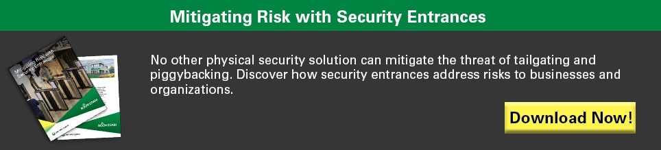 Mitigating Risk with Security Entrances